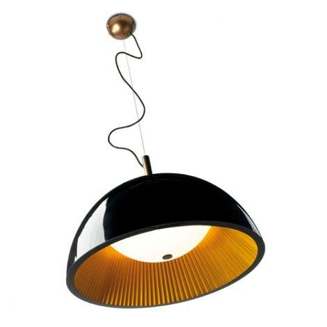 GROK Umbrella Small Lampa wisząca czarna 00-2727-AP-05