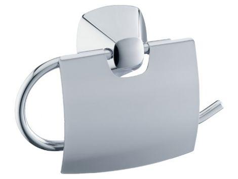 KEUCO City.2 Uchwyt na papier toaletowy z klapką chrom 02760010000
