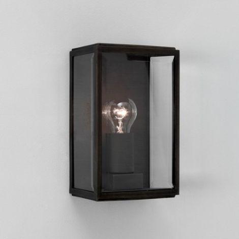 ASTRO LIGHTING Homefield Black Kinkiet ścienny 0483