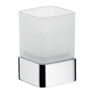 EMCO Loft Szklanka z uchwytem stojąca chrom 052000101