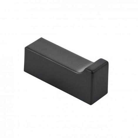 KEUCO EDITION 11 haczyk pojedynczy 47 mm czarny szczotkowany chrom  11114130000