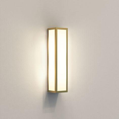 ASTRO LIGHTING Salerno lampa ścienna / kinkiet, mosiądz 1178006