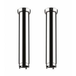 HANSGROHE Axor ShowerSolutions Zestaw przedłużający do przyłącza sufitowego ShowerHeaven 1200/300 4jet, chrom 13603000 +
