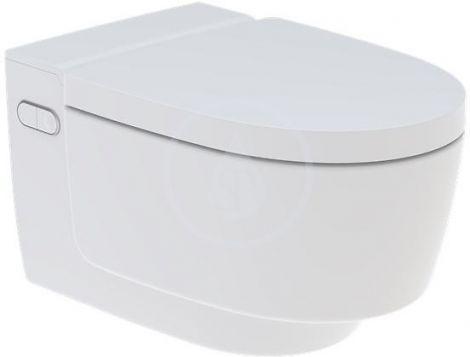 GEBERIT AquaClean Mera Classic Urządzenie WC z funkcją higieny intymnej , wisząca miska WC kolor biały 146202111 +Oferta do wyczerpania zapasów