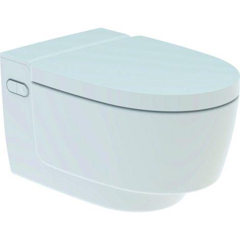 GEBERIT AquaClean MERA COMFORT urządzenie WC z funkcją higieny intymnej ceramika kolor biały, osłona biały 146212111 + Oferta do wyczerpania zapasów