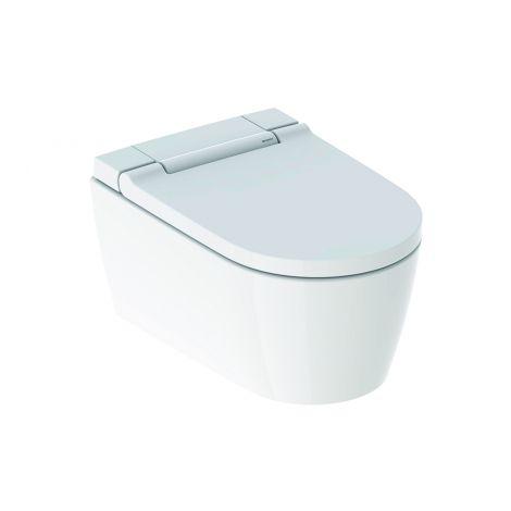 GEBERIT SELA Urządzenie WC z funkcją higieny intymnej , wisząca miska WC  kolor biały 146.222.11.1 +Oferta do wyczerpania zapasów