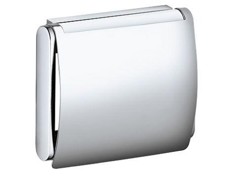 KEUCO Plan Uchwyt na papier toaletowy z klapką chrom 14960010000