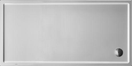 DURAVIT Starck Brodzik akrylowy 180x90 cm, biały 720134000000000 -
