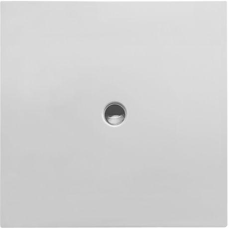 DURAVIT DuraPlan Brodzik 120x120cm, montowany w podłodze biały 720089000000000