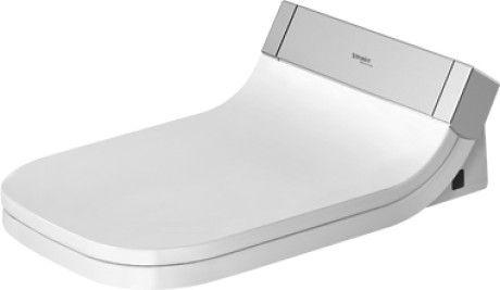 DURAVIT SensoWash Happy D.2 by Starck deska sedesowa z funkcją mycia biała 610300002004300