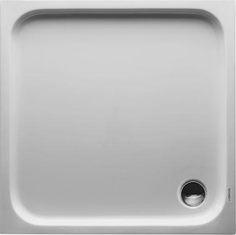 DURAVIT D-Code Brodzik 100x100 cm biały 720103000000000