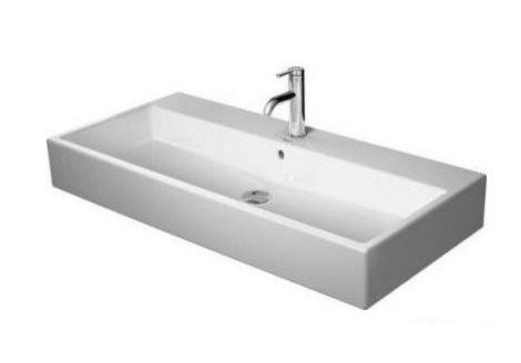 DURAVIT Vero Air Umywalka szlifowana 100 x 47 cm, biała 2350100027