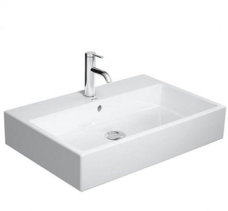 DURAVIT Vero Air Umywalka szlifowana 700 x 470 mm z przelewem biała 2350700027