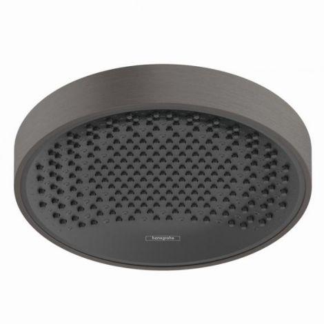HANSGROHE Głowica prysznicowa Rainfinity 250 1jet, czarny chrom szczotkowany 26229340 + produkt pod zamówienie