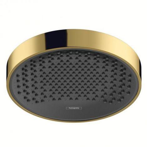 HANSGROHE Głowica prysznicowa Rainfinity 250 1jet, złoty optyczny polerowany 26229990 +produkt pod zamówienie