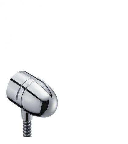 HANSGROHE Fixfit E Stop przyłącze kątowe do węża chrom 27452000 + Oferta do wyczerpania zapasów