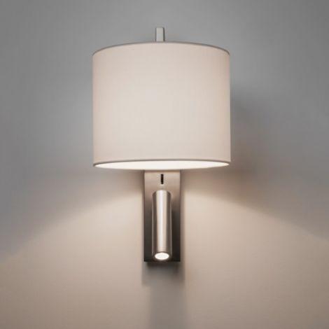 ASTRO LIGHTING Ravello LED oprawa oświetleniowa ścienna nikiel matt 7458