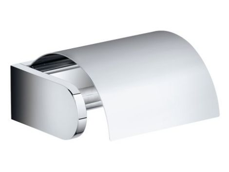 KEUCO Edition300 Uchwyt na papier toaletowy z klapką chrom 30060010000