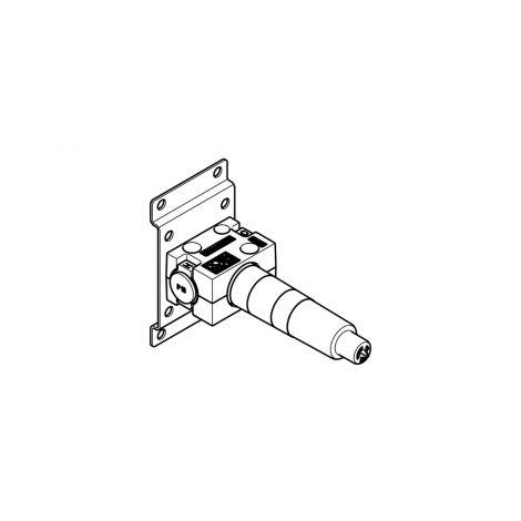 DORNBRACHT mocowanie ścienne podtynkowe 3505097090