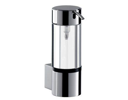 EMCO System 2 Dozownik do mydła szklany wiszący chrom 352100100