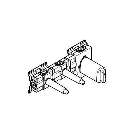 """DORNBRACHT xTOOL moduł termostatu podtynkowy z 2 zaworami 3/4"""" 3552497090"""