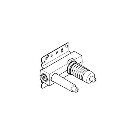 DORNBRACHT Bateria podtynkowa naścienna jednouchwytowa, mieszacz z prawej strony 3586097090