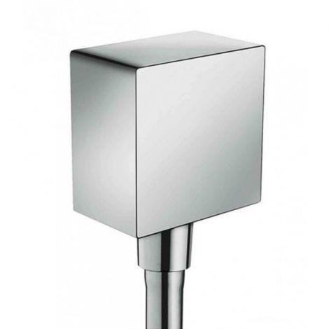 HANSGROHE AXOR ShowerSolutions FixFit Square przyłącze ścienne, chrom 36732000 +