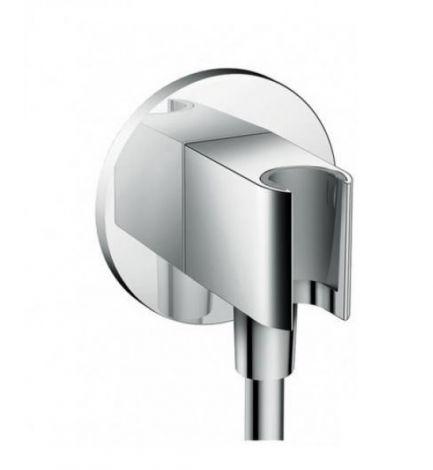 HANSGROHE AXOR ShowerSolutions FixFit Porter Round Uchwyt ścienny, chrom 36733000 +