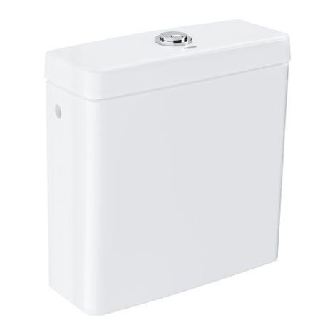 GROHE-Essence Spłuczka ceramiczna do miski kompaktowej, zasilanie z boku biała 39578000 +Oferta do wyczerpania zapasów