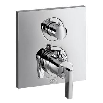 HANSGROHE Axor Citterio Bateria termostatyczna do 2 odbiorników chrom 39720000 + Oferta do wyczerpania zapasów