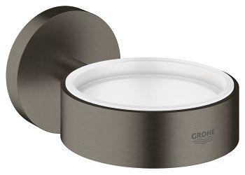 GROHE-Essentials Uchwyt kolor szczotkowany grafit 40369AL1 +Oferta do wyczerpania zapasów
