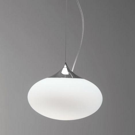 ASTRO LIGHTING ZEPPO PENDANT lampa wisząca nikiel 0965