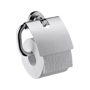 HANSGROHE Axor Citterio Uchwyt na papier toaletowy chrom 41738000 + Oferta do wyczerpania zapasów