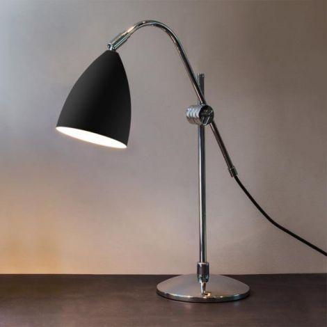 ASTRO LIGHTING JOEL GRANDE TABLE Lampa stołowa, czarna 4553