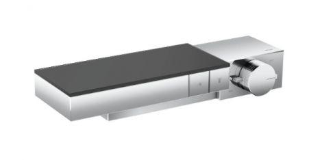 HANSGROHE Axor Edge Moduł termostatyczny do montażu podtynkowego, do 2 odbiorników, chrom 46240000 +