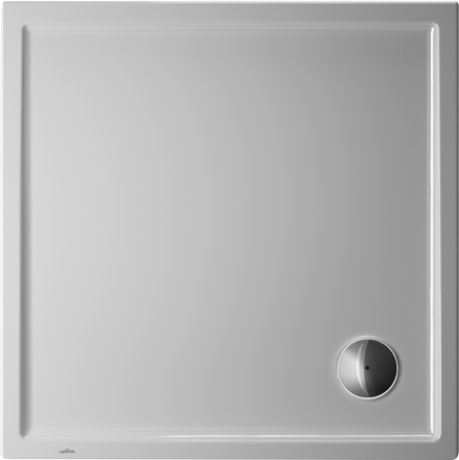 DURAVIT Starck Brodzik 80x80 cm, biały 720114000000000 -