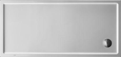 DURAVIT Starck Brodzik prostokątny 160x75 cm, biały 720130000000000 -