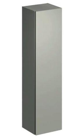 GEBERIT Xeno2 Szafka boczna wysoka 36x170 cm, ciepły szary mat 500.503.00.1