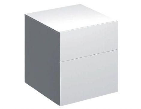 GEBERIT Xeno2 Szafka boczna 45 cm, biały połysk 500.504.01.1