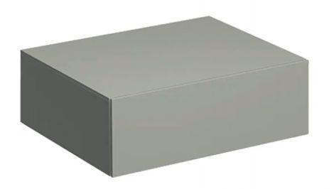 GEBERIT Xeno2 Szafka boczna 60 cm, ciepły szary mat 500.507.00.1
