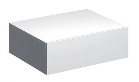 GEBERIT Xeno2 Szafka boczna 60 cm, biały połysk 500.507.01.1