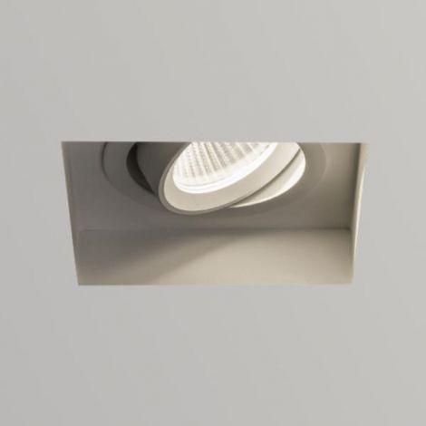 ASTRO LIGHTING TRIMLESS SQUARE LED Oprawa oświetleniowa do wbudowania w sufit, biała 5699