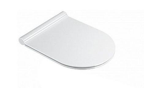 CATALANO SFERA 54 FLAT Deska wolnoopadająca wc kolor biały satynowy z funkcją szybkiego demontażu 5SCSTPBM - Oferta do wyczerpania zapasów