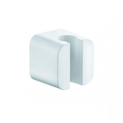 KLUDI A-QA Scienny uchwyt natryskowy biały 655514300 +Oferta do wyczerpania zapasów