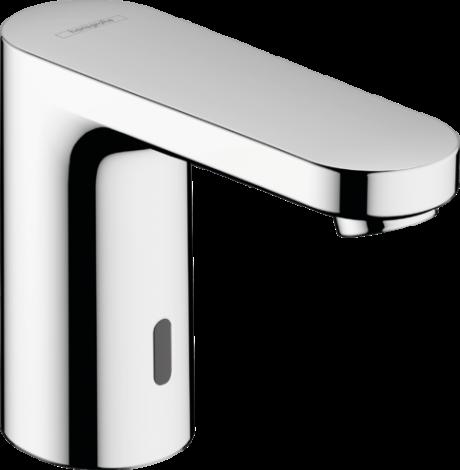 Hansgrohe Vernis Blend elektroniczna bateria umywalkowa do wody zimnej lub zmieszanej 230 V kolor chrom 71504000