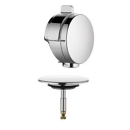 KLUDI Rotexa Multi element zewnętrzny syfonu wannowego z wlewem poprzez przelew chrom 718260500 +