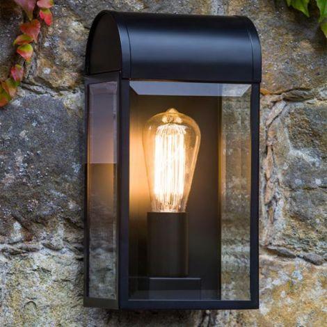 ASTRO LIGHTING NEWBURY Lampa ścienna zewnętrzna ogród, czarna 7267