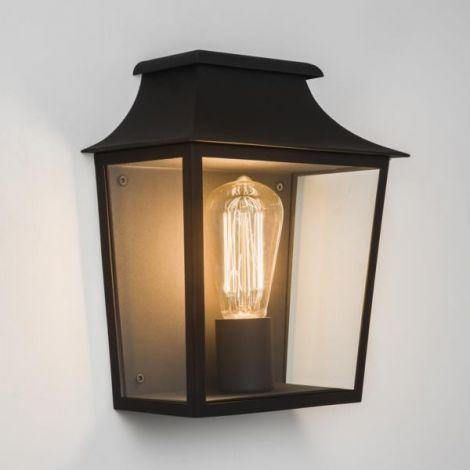 ASTRO LIGHTING RICHMOND Lampa ścienna zewnętrzna ogród, czarna 7270