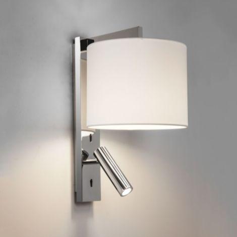 ASTRO LIGHTING Ravello LED oprawa oświetleniowa ścienna chrom połysk 7457