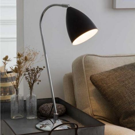 ASTRO LIGHTING JOEL TABLE Lampa stołowa  czarna 4544